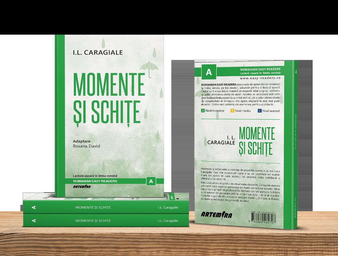 D-l Goe, Momente-si-schite, I.L. Caragiale
